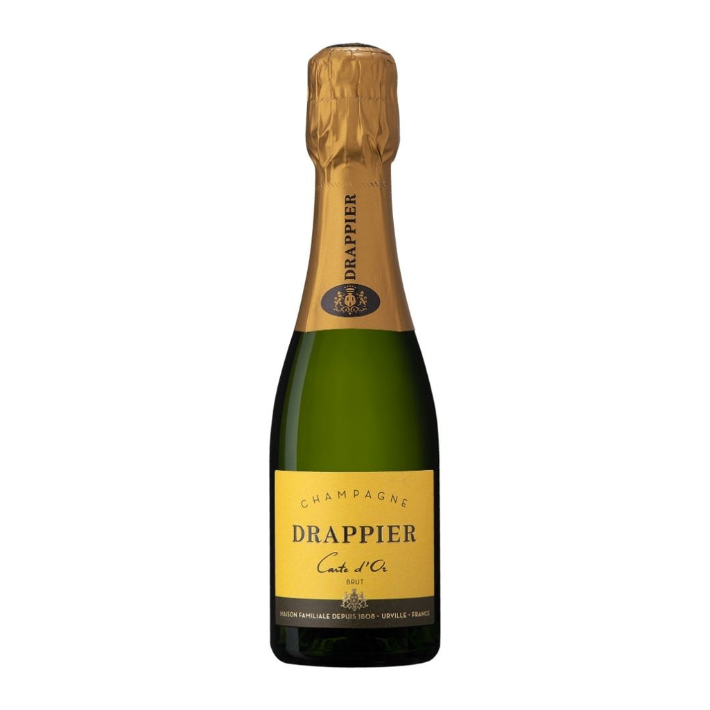 CHAMPAGNE DRAPPIER CARTE D'OR BRUT (200ML)