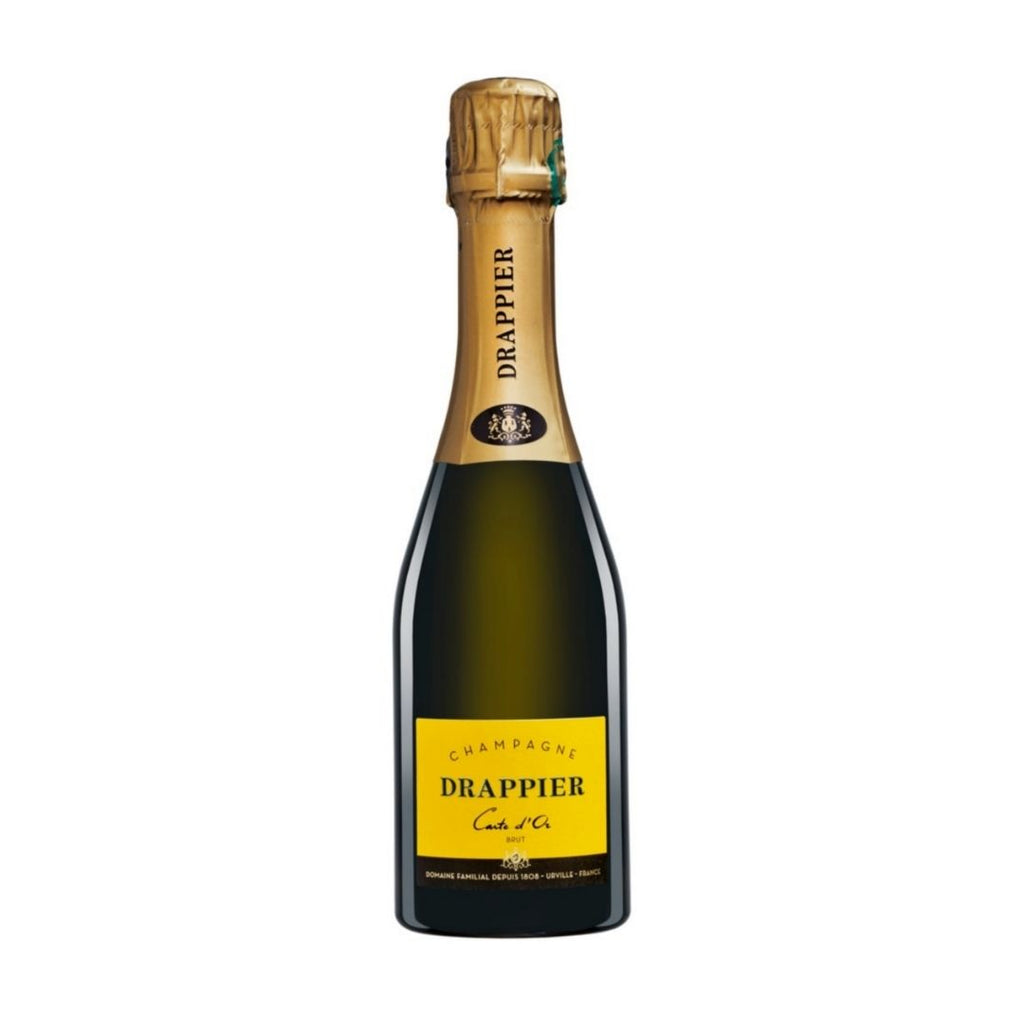 CHAMPAGNE DRAPPIER CARTE D'OR BRUT (375ML)
