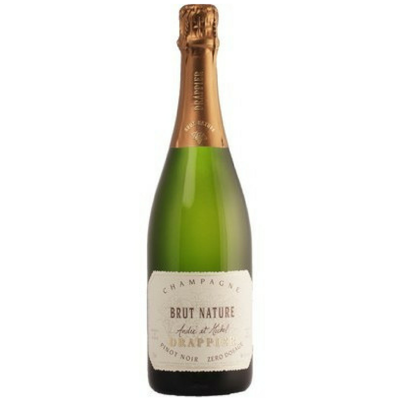 CHAMPAGNE DRAPPIER BRUT NATURE ZERO DOSAGE