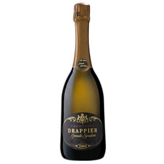 CHAMPAGNE DRAPPIER  GRAND SENDREE 2008