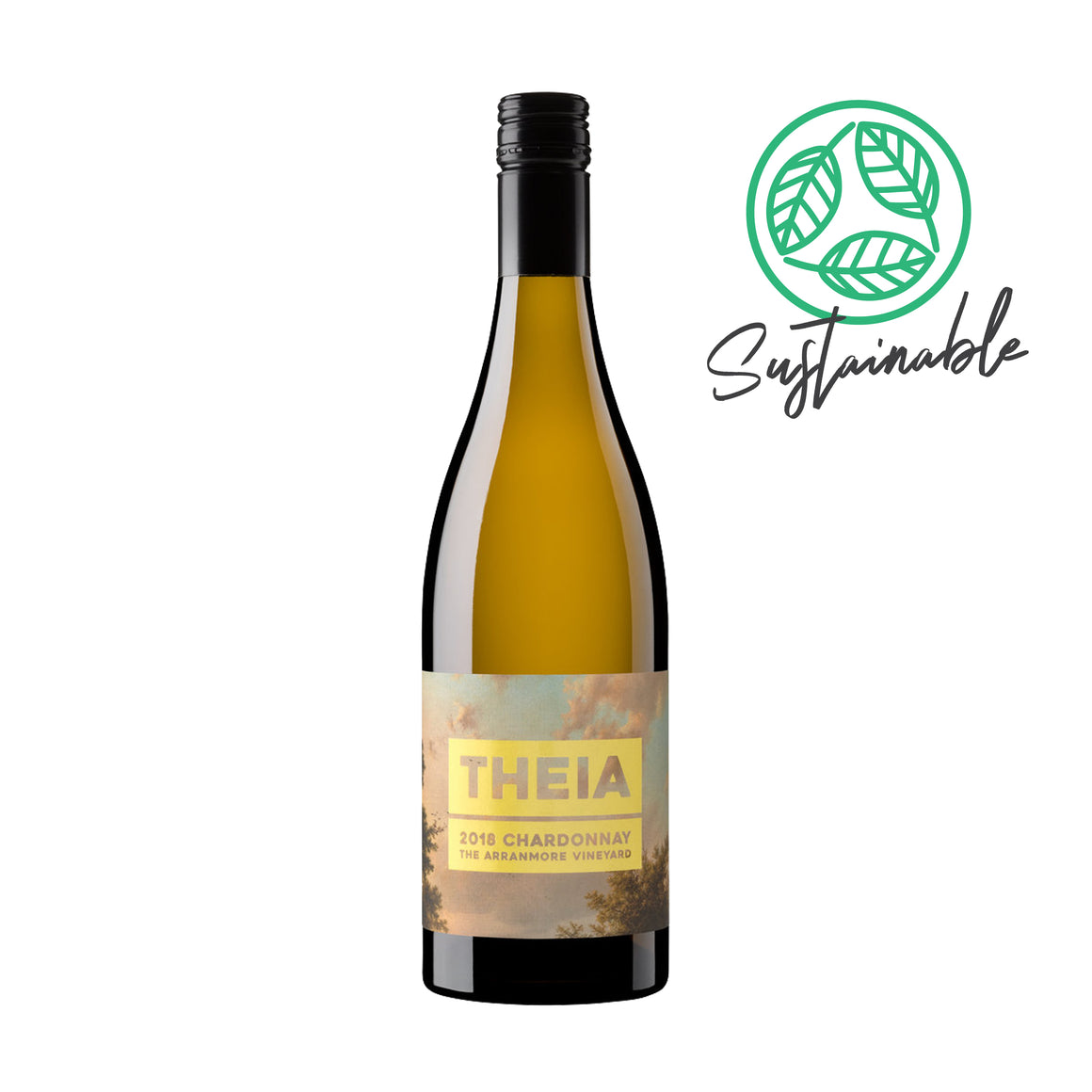 CRFT THEIA CHARDONNAY ARRANMORE VINEYARD 2018