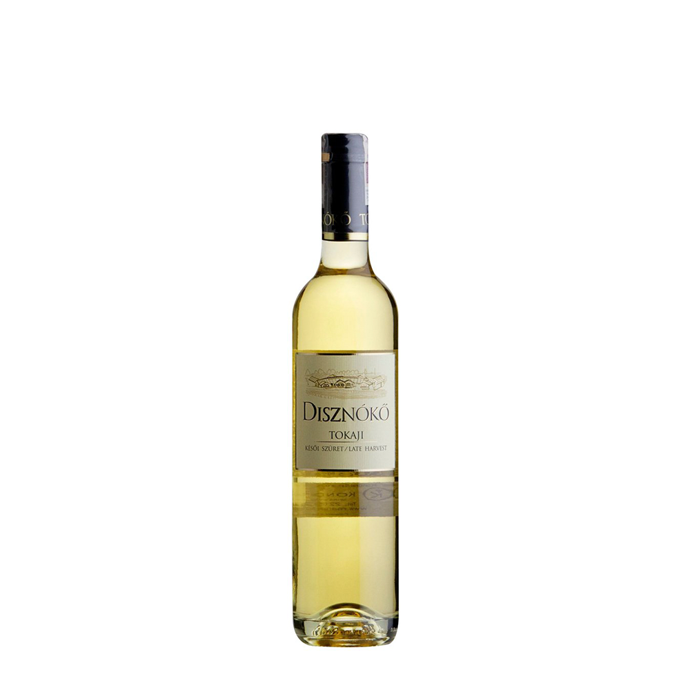 DISZNÓKŐ LATE HARVEST FURMINT 2016 500ML