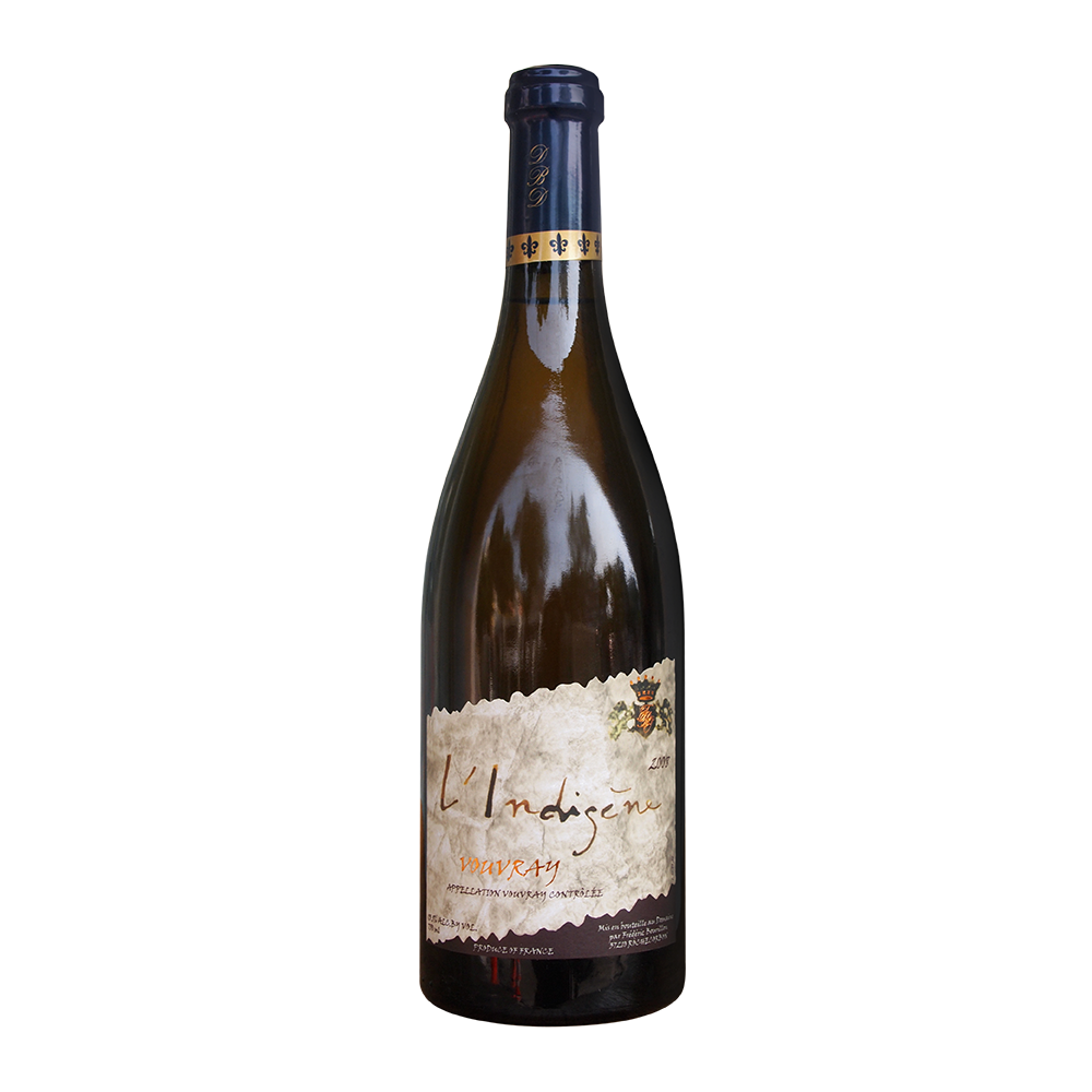 Buy any 6 and get 50% Off - DOMAINE BOURILLON VOUVRAY 2008 SEC L'INDIGENE