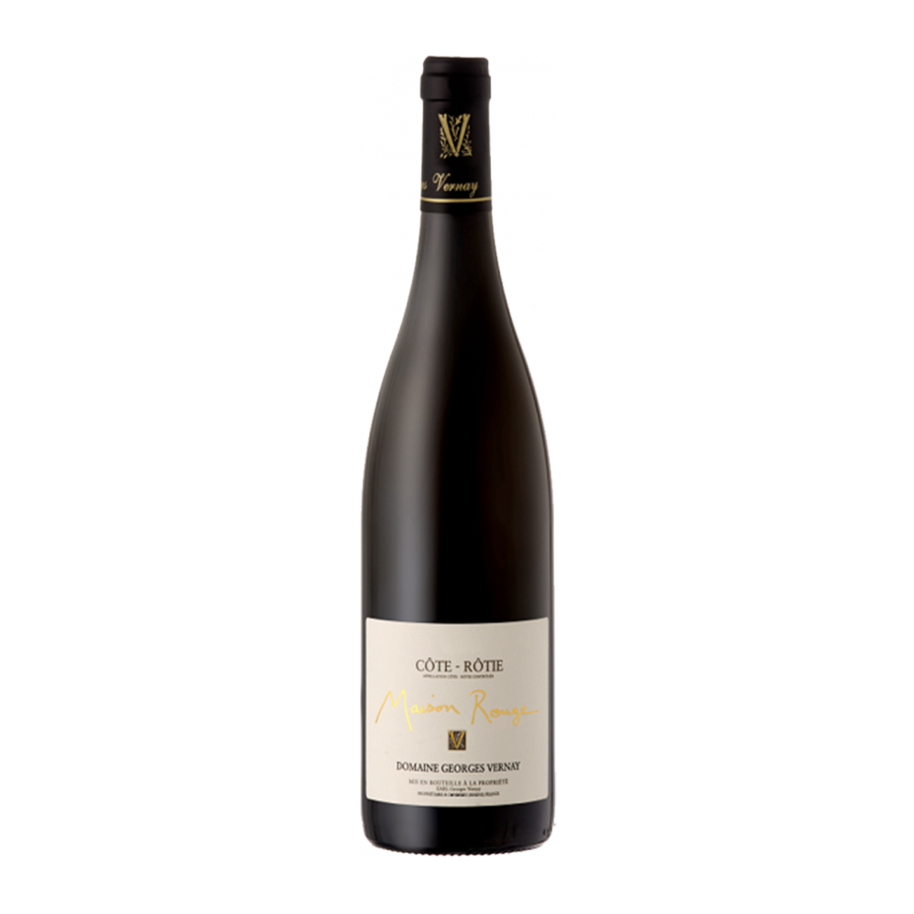 DOMAINE GEORGES VERNAY COTE ROTIE MAISON ROUGE 2015