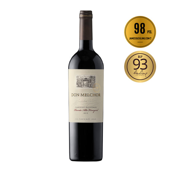 DON MELCHOR CABERNET SAUVIGNON 2015 *limited stock available