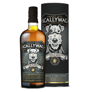 DOUGLAS LAING SCALLYWAG SPEYSIDE BLENDED MALT SCOTCH WHISKY