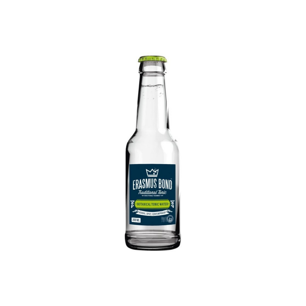ERASMUS BOND BOTANICAL TONIC WATER 200ML