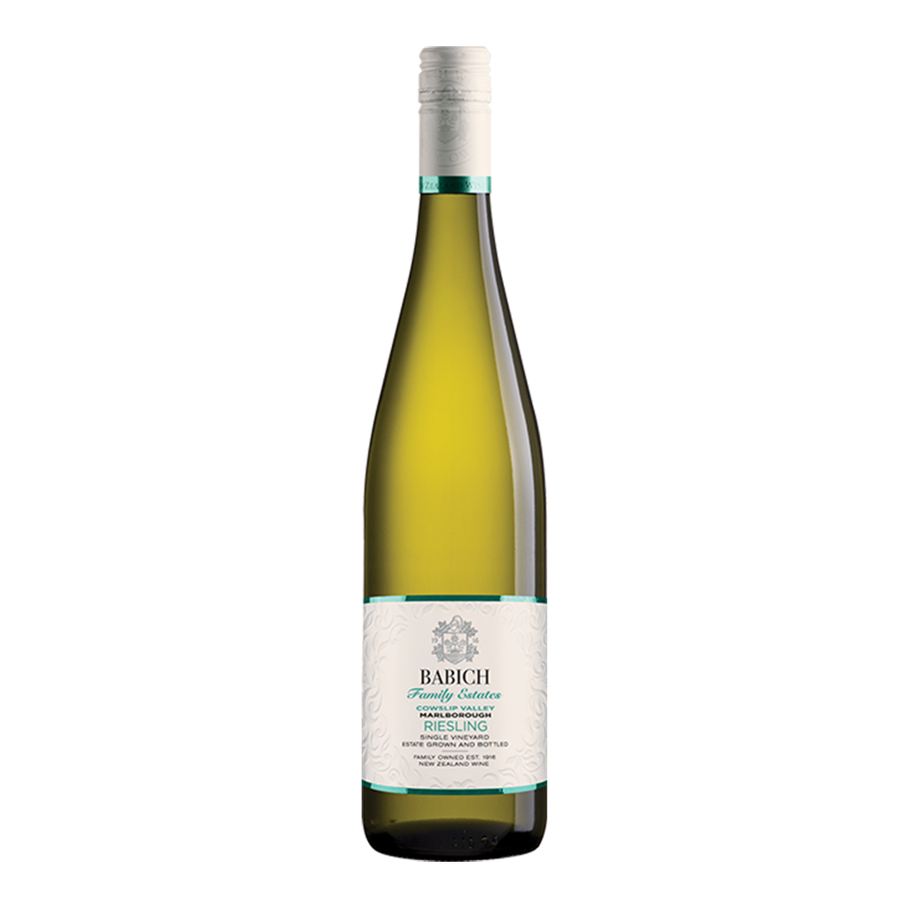 BABICH FAMILY ESTATES COWSLIP VALLEY RIESLING 2016