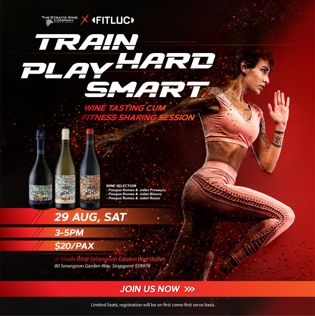 Train Hard, Play Smart