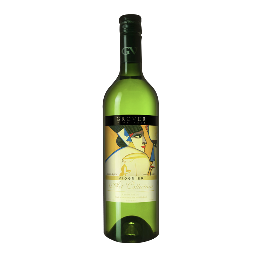 GROVER VINEYARDS ART COLLECTION VIOGNIER 2010