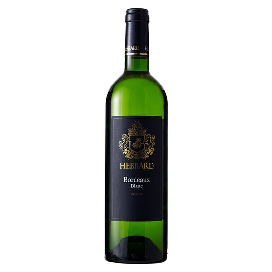 HEBRARD BORDEAUX BLANC SEC 2013