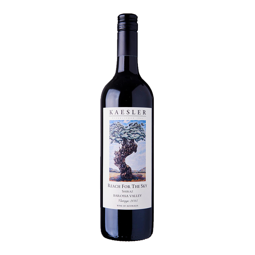 KAESLER REACH FOR THE SKY SHIRAZ 2015