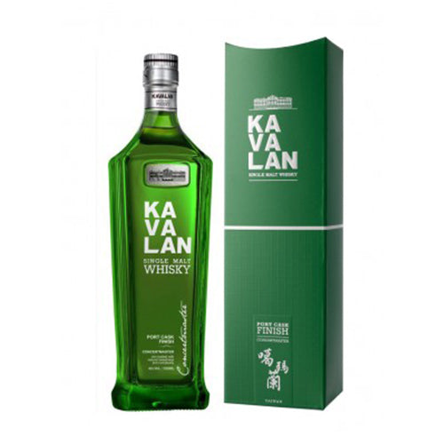 KAVALAN PORT CASK FINISH