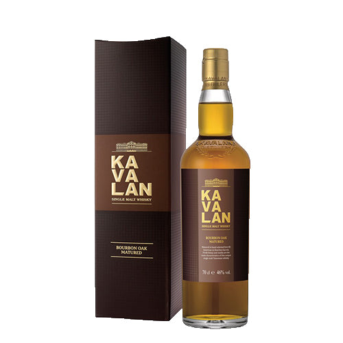 KAVALAN BOURBON OAK WHISKY