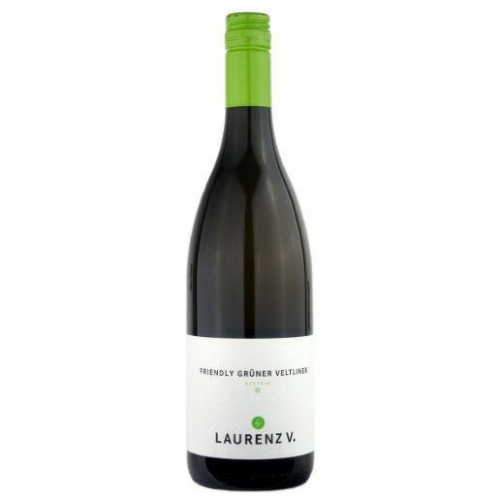 LAURENZ V FRIENDLY GRUNER VELTLINER 2016