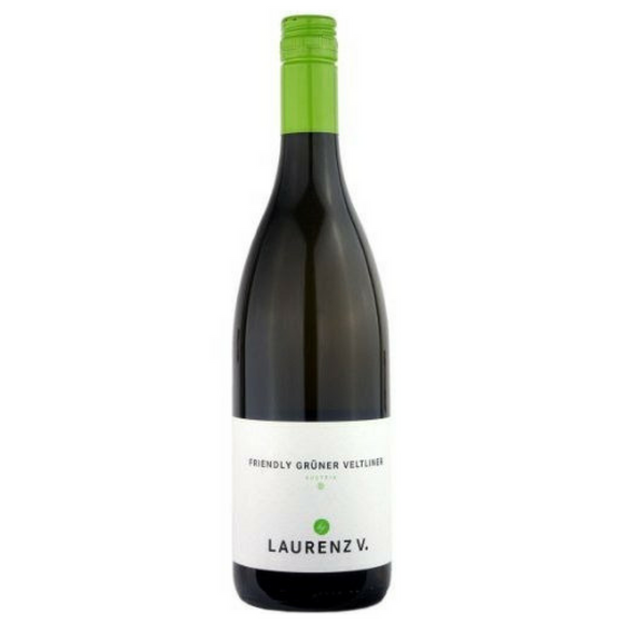 LAURENZ V FRIENDLY GRUNER VELTLINER 2015