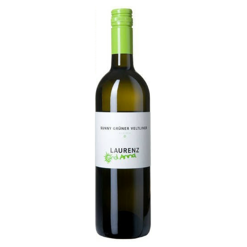 Buy any 6 and get 50% Off - LAURENZ V SUNNY GRUNER VELTLINER 2015