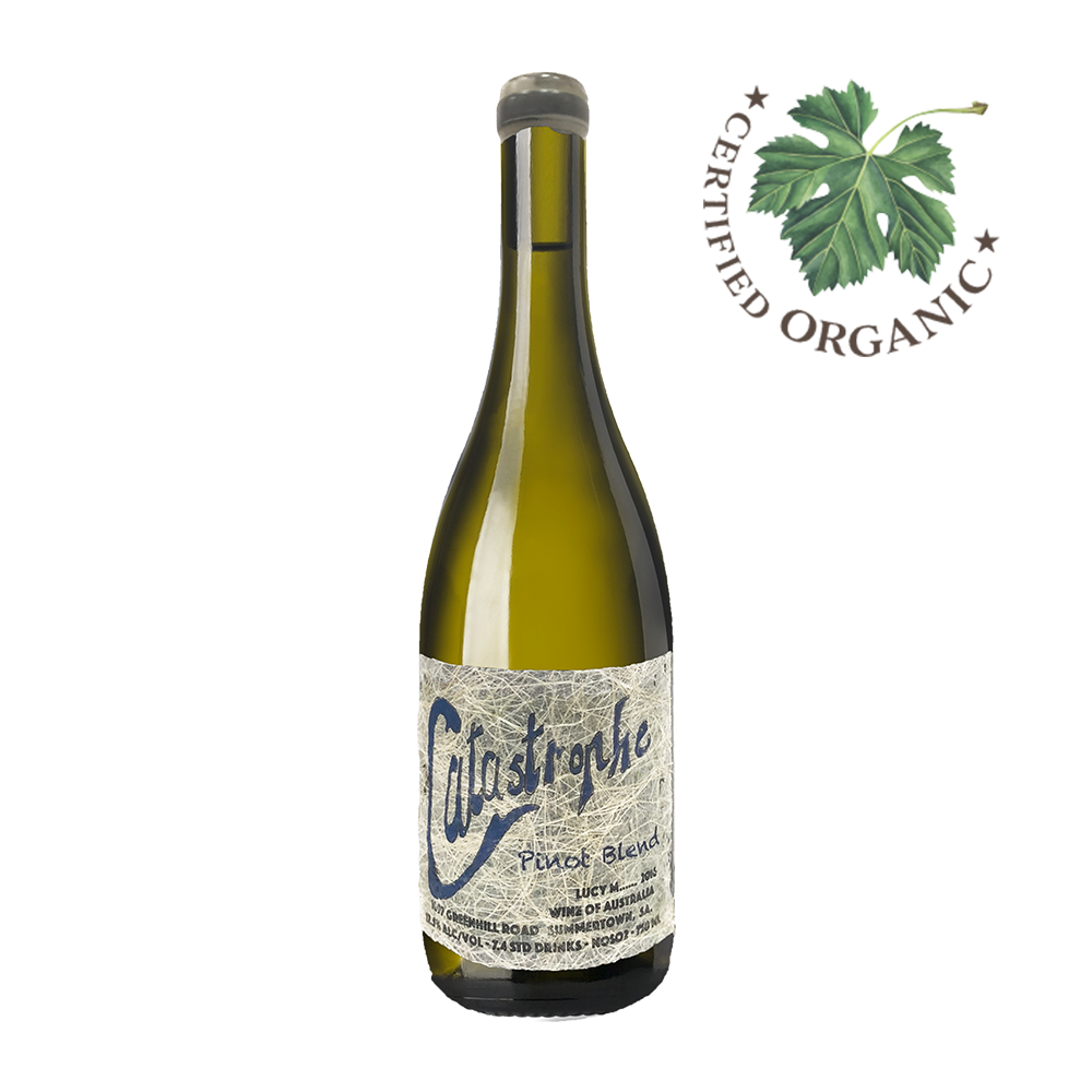 LUCY M CATASTROPHE PINOT GRIS 2016