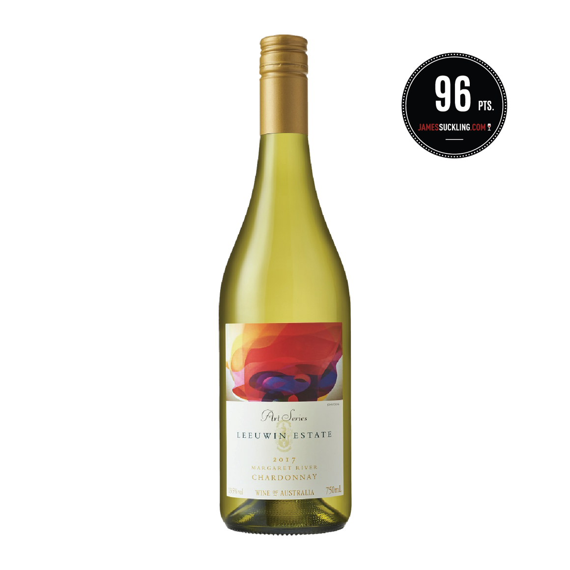 LEEUWIN ESTATE ART SERIES CHARDONNAY 2017 (PRE-ORDER - new shipment coming in mid September)
