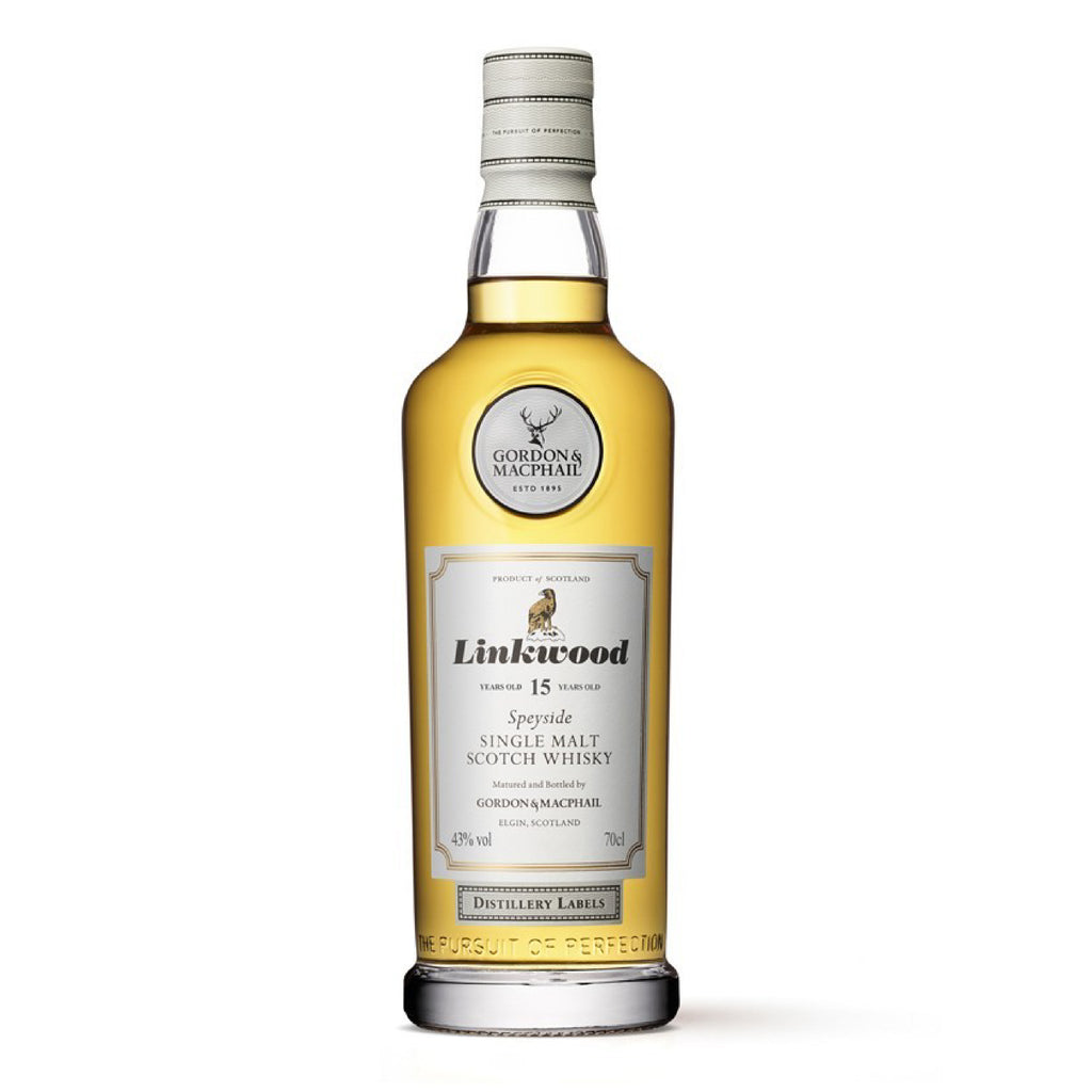 LINKWOOD 15YRS SINGLE MALT WHISKY