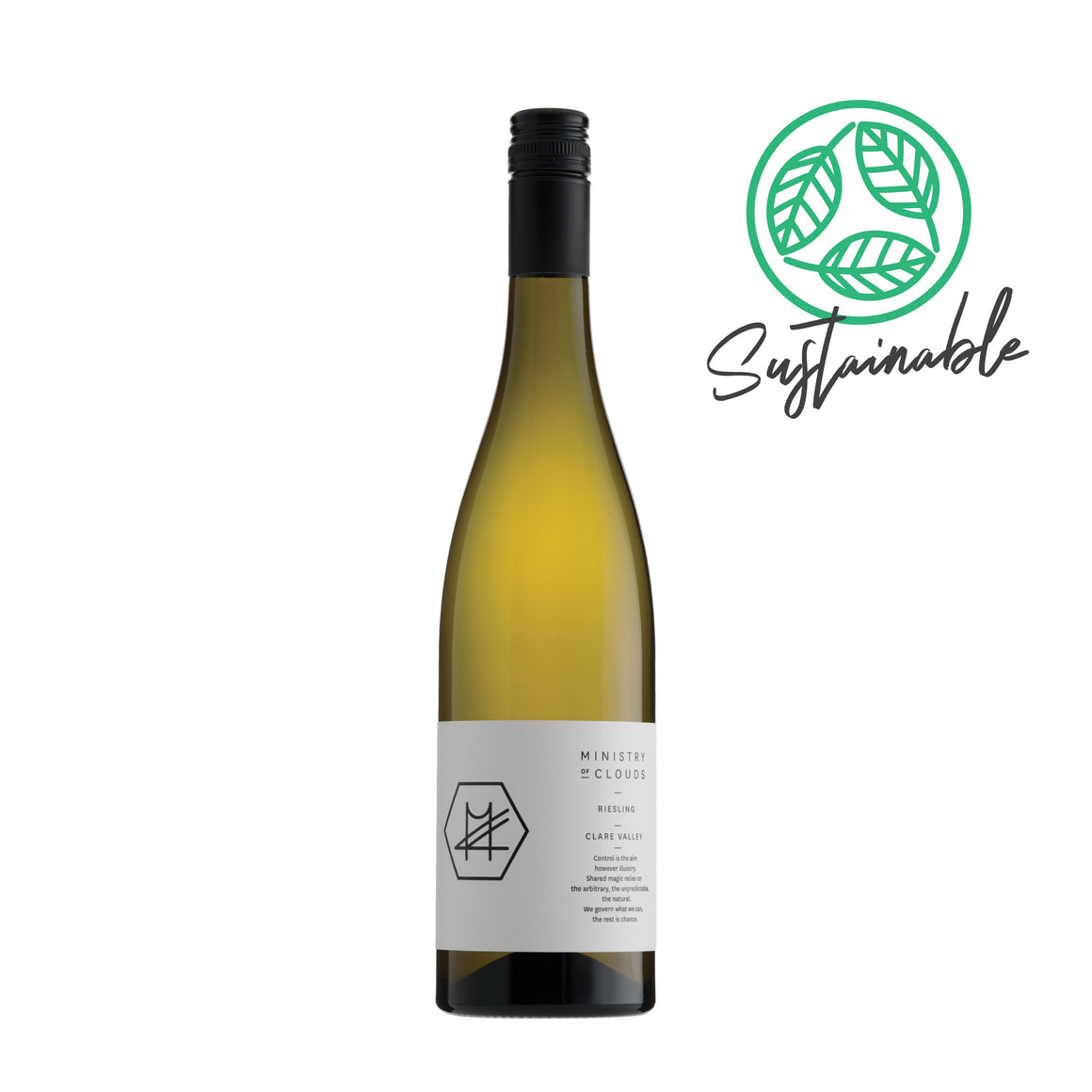 MINISTRY OF CLOUDS RIESLING 2020