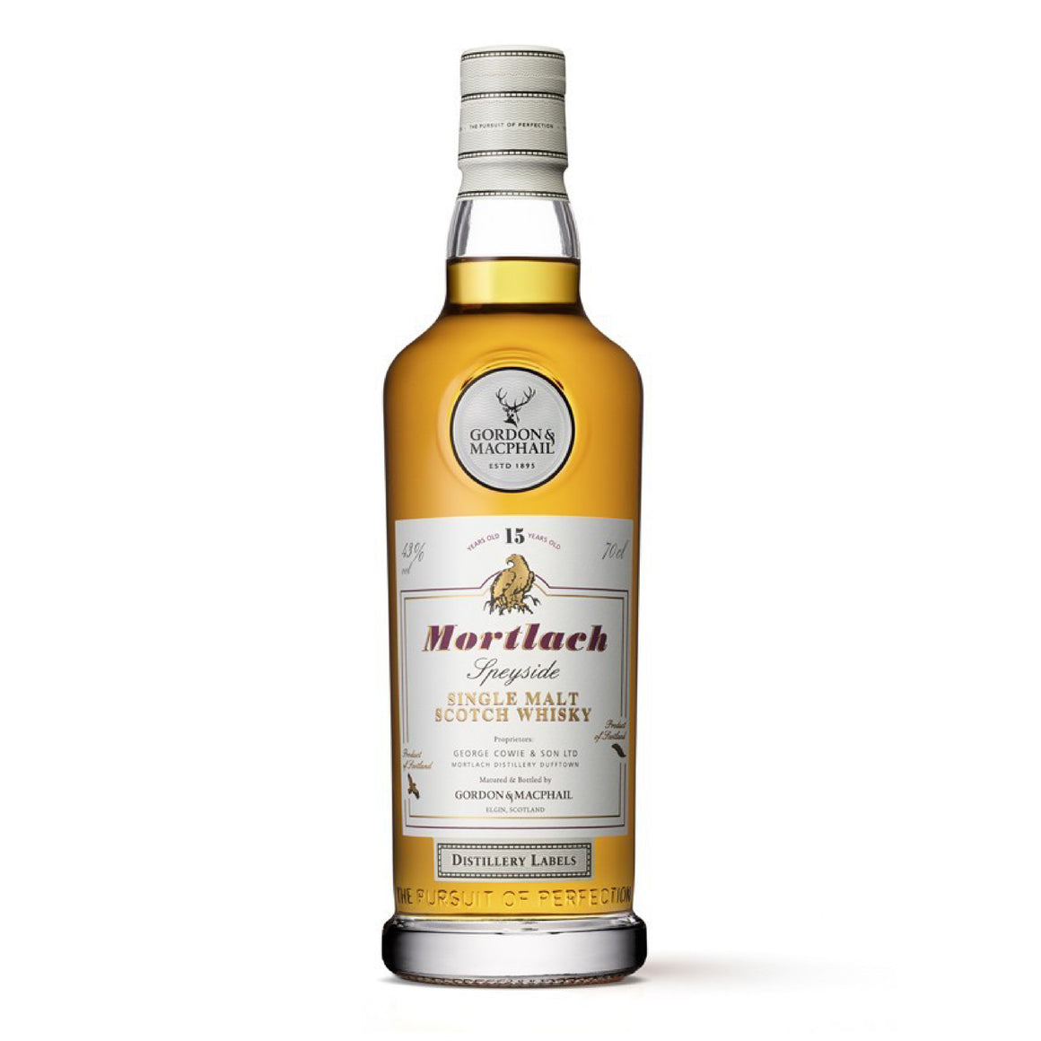 MORTLACH 15 YRS SINGLE MALT WHISKY