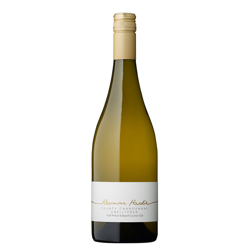 NORMAN HARDIE COUNTY CHARDONNAY UNFILTERED 2016