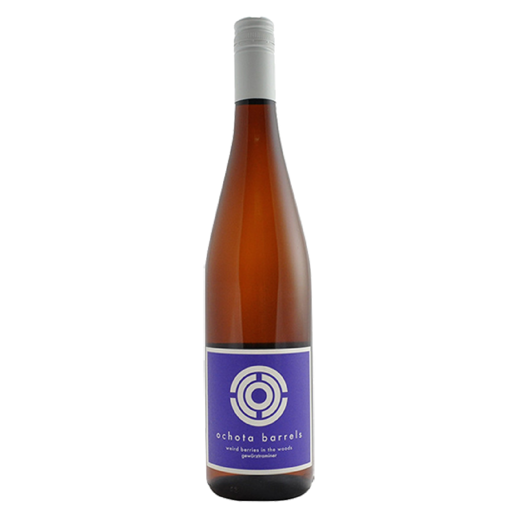 OCHOTA BARRELS WEIRD BERRIES IN THE WOODS GEWURZTRAMINER 2016