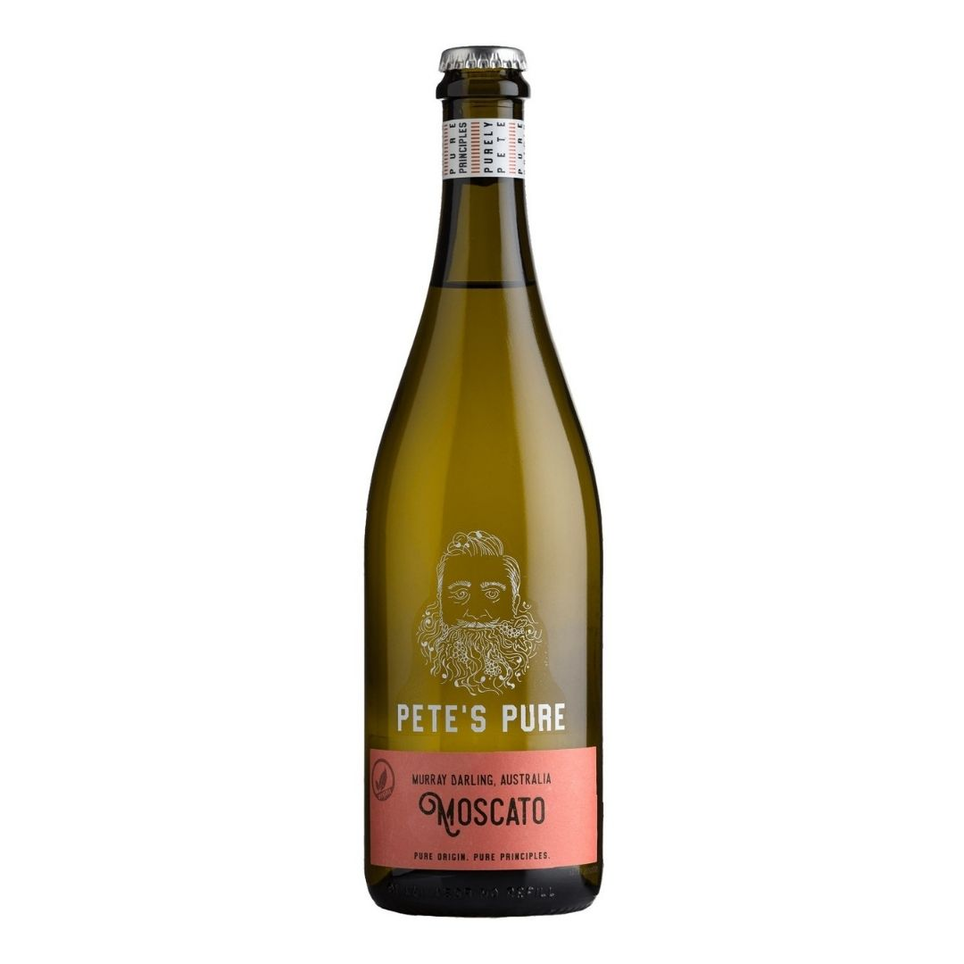 PETE'S PURE MOSCATO NV