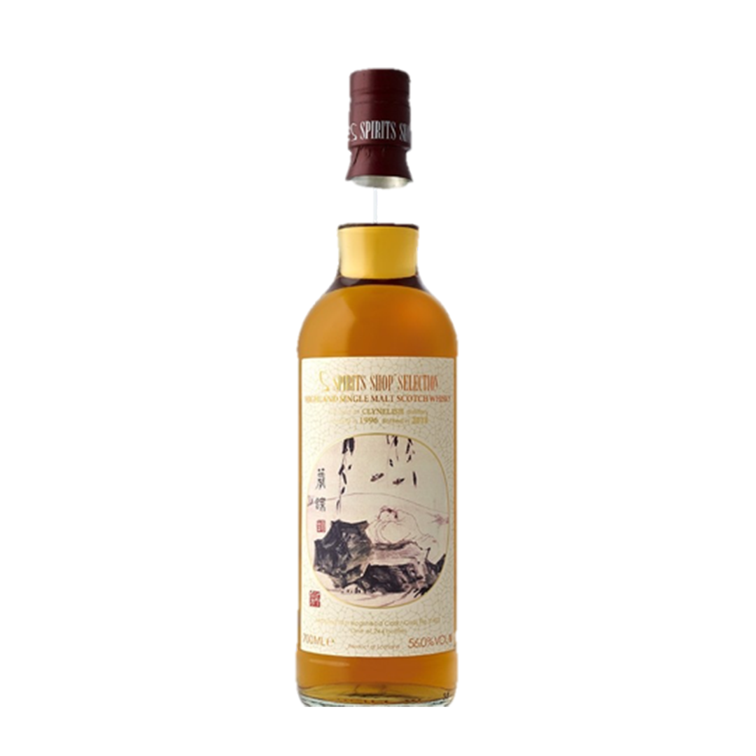 CLYNELISH 21 ANS 1996 DREAM OF THE BUTTERFLY DONG FANG MING HUA YANG WHISKY (LIMITED STOCK)