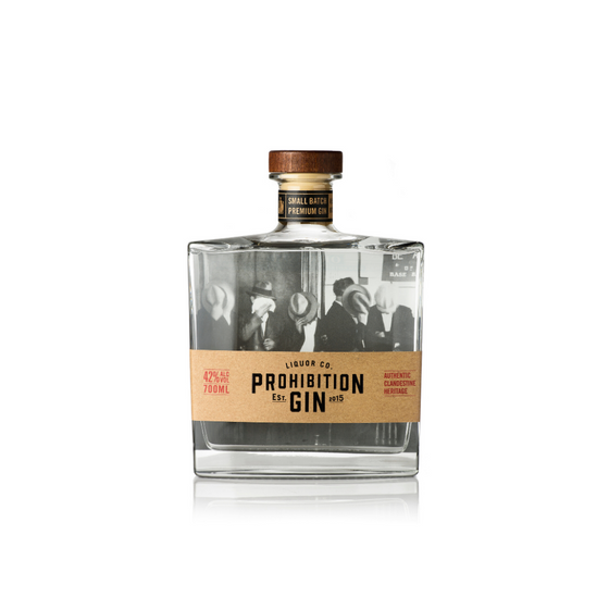 PROHIBITION ORIGINAL GIN 42% 700ML