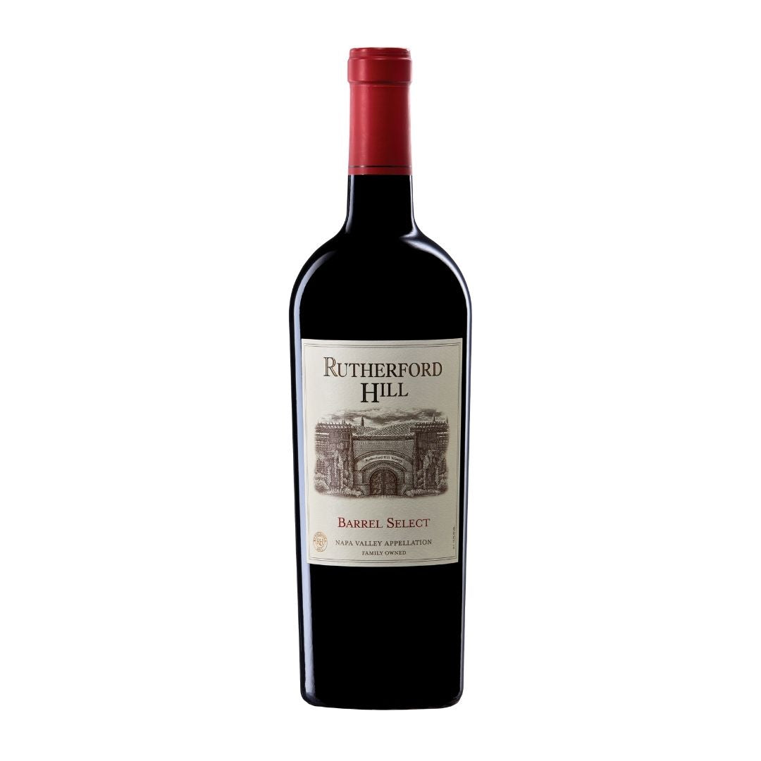 RUTHERFORD HILL BARREL SELECT RED BLEND 2016