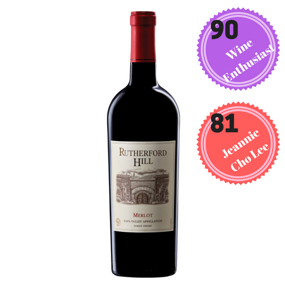 (TERLATO WINES) RUTHERFORD HILL MERLOT