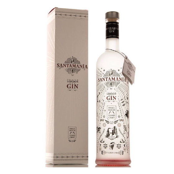SANTAMANIA MADRID GIN