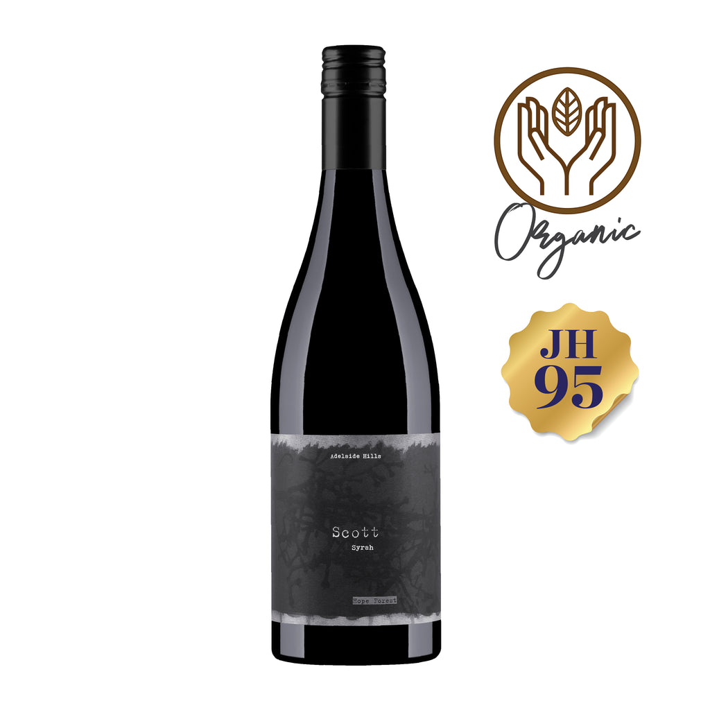 SCOTT HOPE FOREST SHIRAZ 2015
