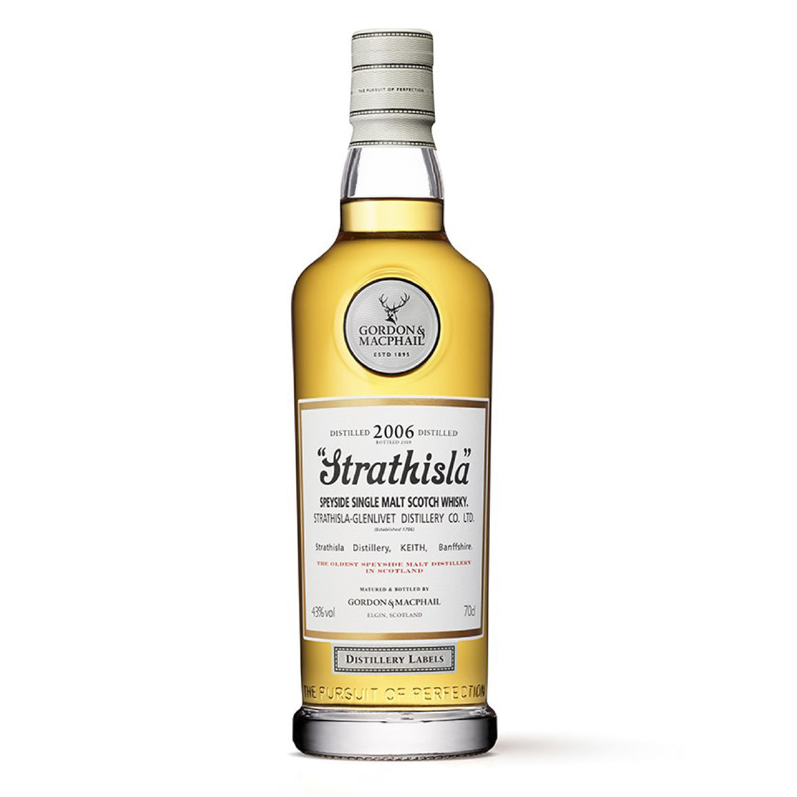 STRATHISLA 2006 SINGLE MALT WHISKY