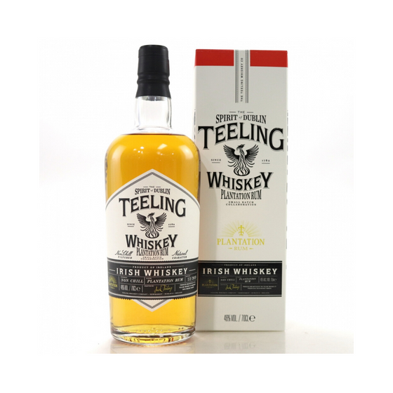 TEELING PLANTATION RUM CASK IRISH WHISKY