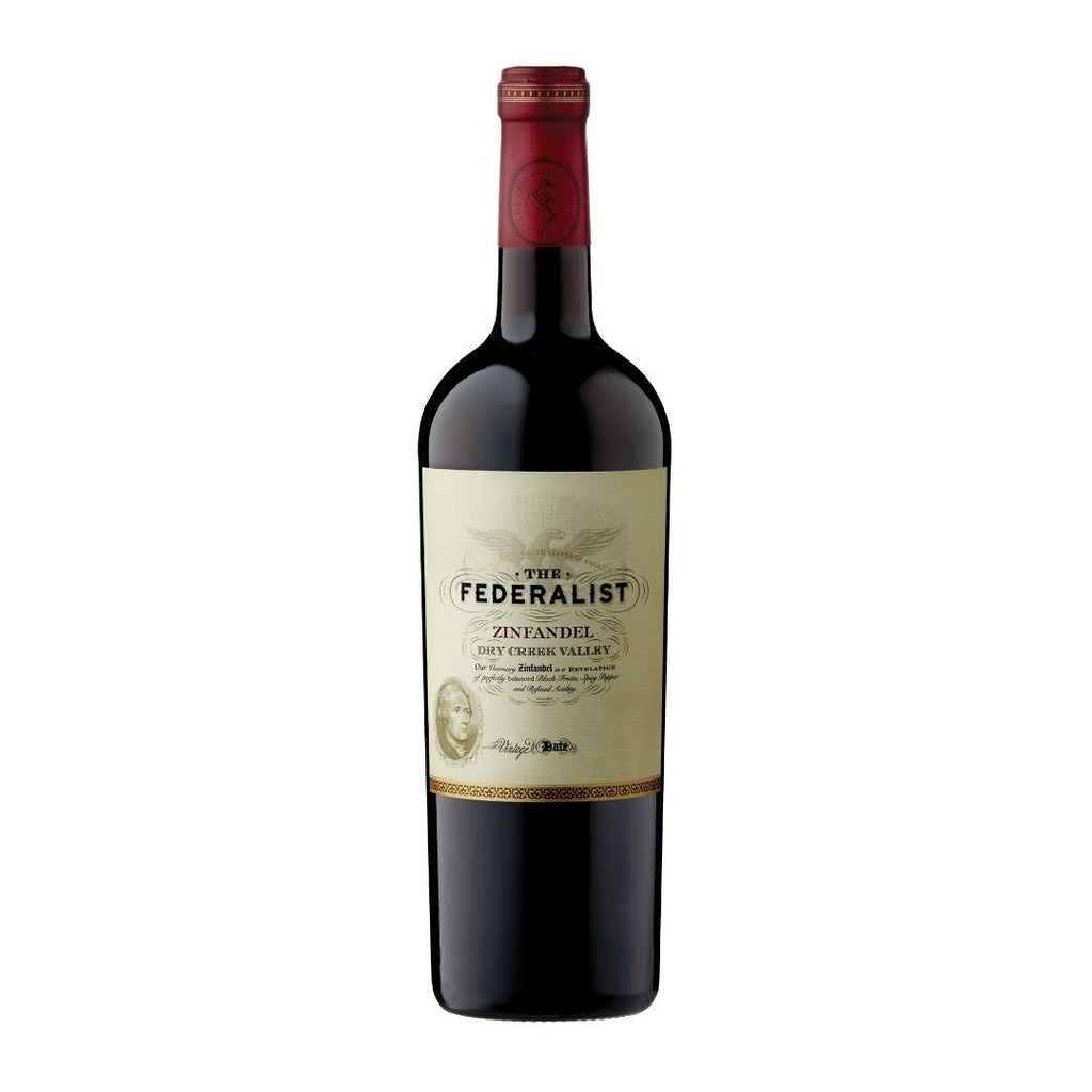 THE FEDERALIST DRY CREEK VALLEY ZINFANDEL 2018