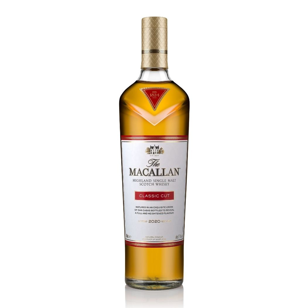 THE MACALLAN SINGLE MALT WHISKY CLASSIC CUT 2020