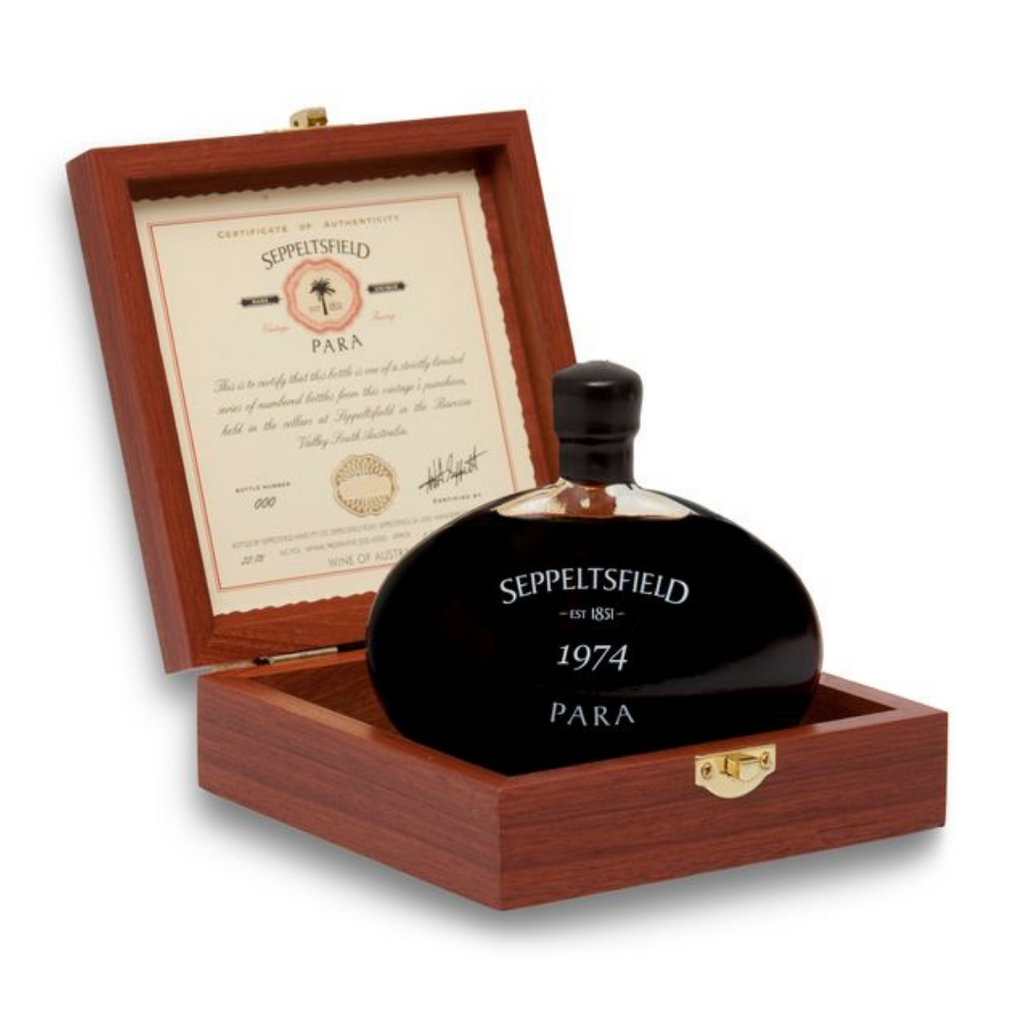 SEPPELTSFIELD 1974 PARA VINTAGE TAWNY 100ML *LIMITED STOCK