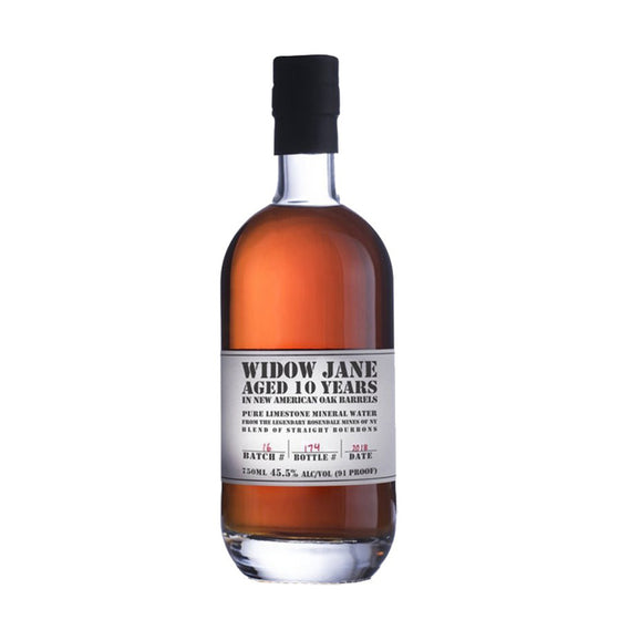 WIDOW JANE AGED 10 YEARS AMERICAN OAK BOURBON