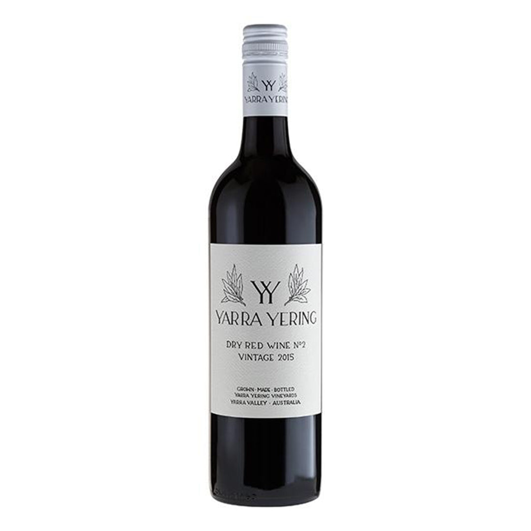 YARRA YERING DRY RED WINE NO. 2 2015