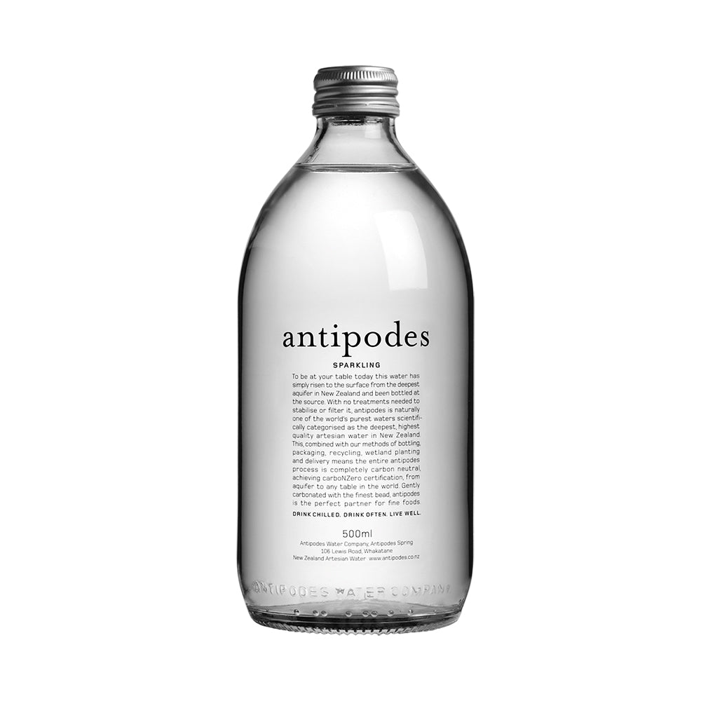 Antipodes Sparkling Water 1L