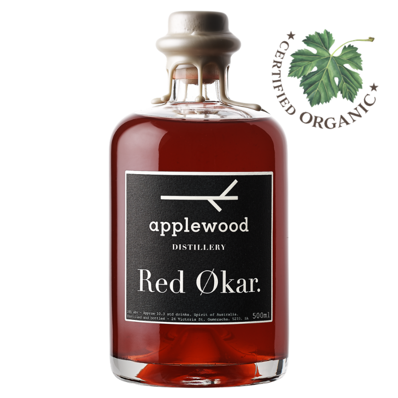 APPLEWOOD DISTILLERY RED OKAR