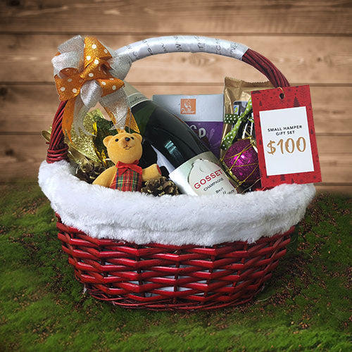 SMALL hamper gift set