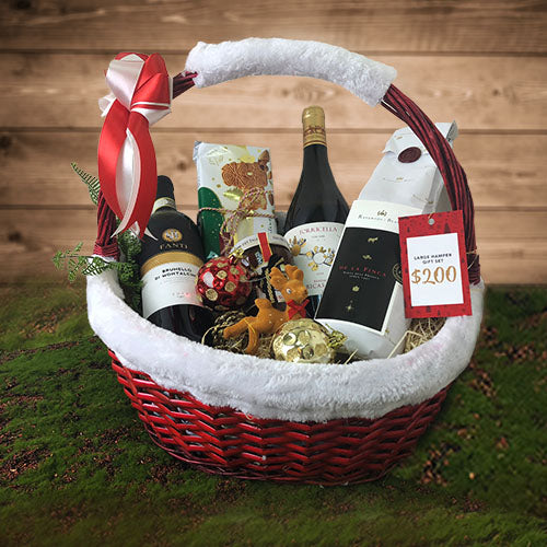 LARGE hamper gift set