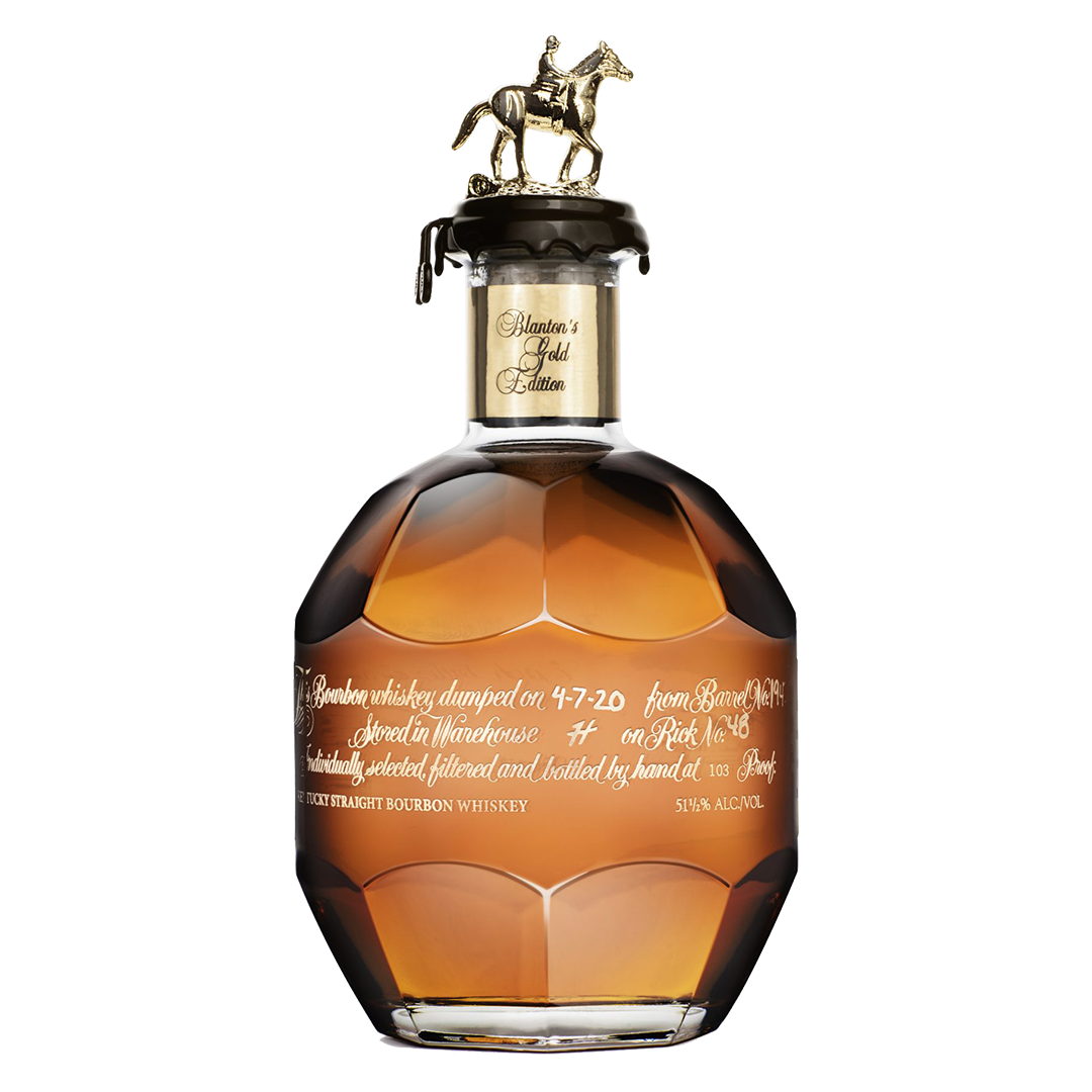 BLANTON'S GOLD EDITION