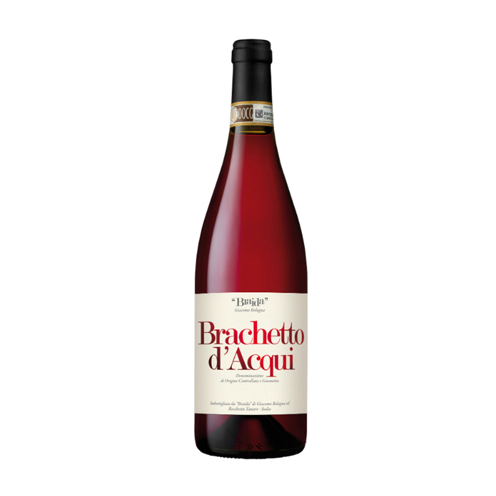 BRAIDA BRACHETTO D'ACQUI 2018 (375ml)