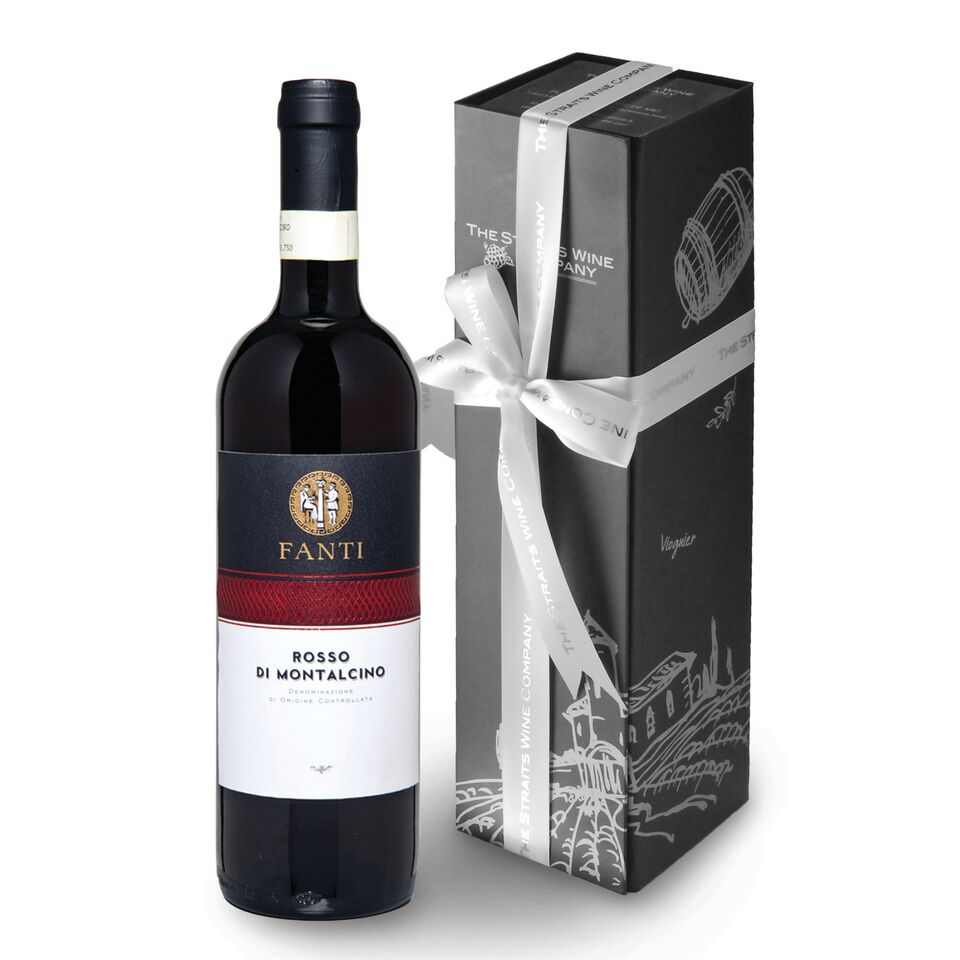 FANTI ROSSO with gift box