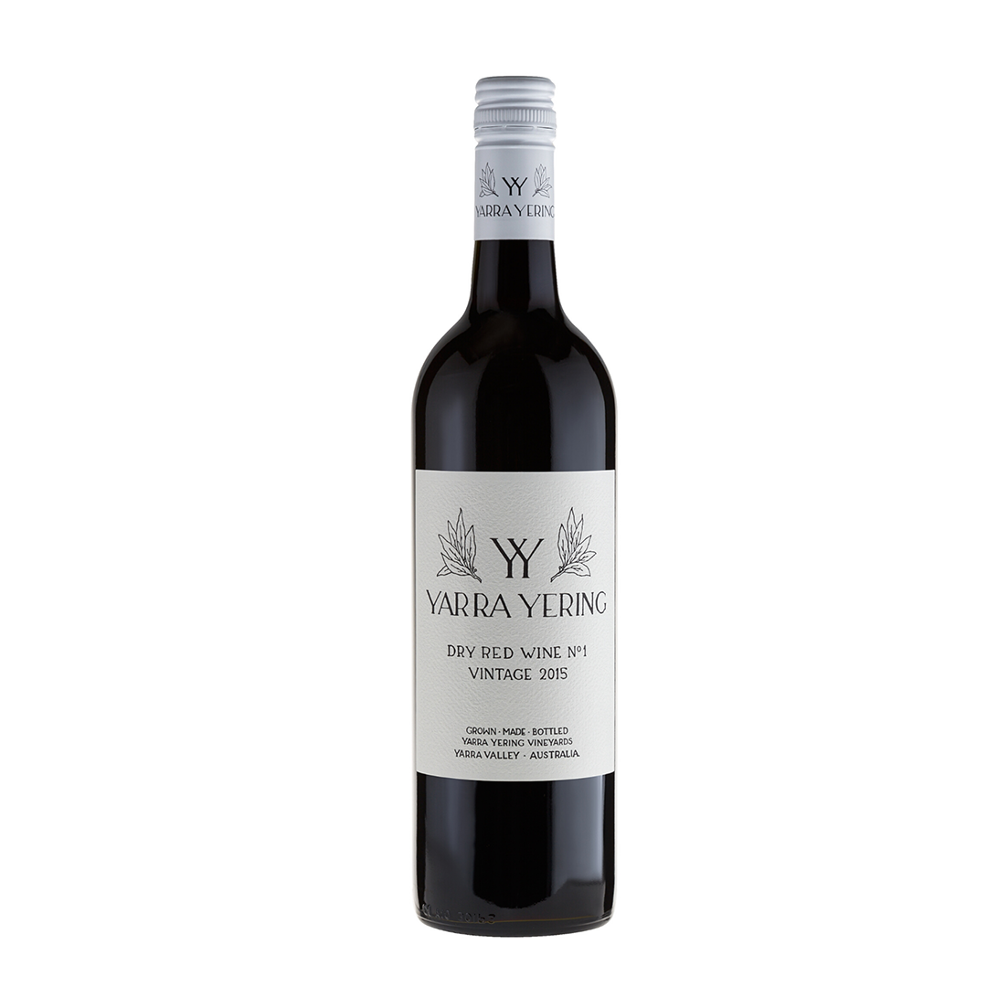 YARRA YERING DRY RED WINE NO.1 2015